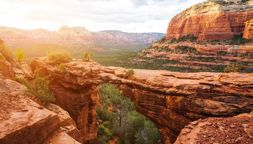 Healing Power of Earth – Sedona